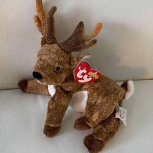 Ty beanie baby roxy the reindeer